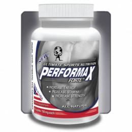 Performax Forte - confezioni da 90 compresse da 750 mg di principi attivi.