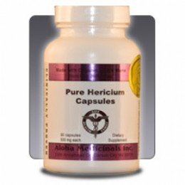 Pure Hericium™ 90 capsule vegetali da 500 MG. di puro hericium